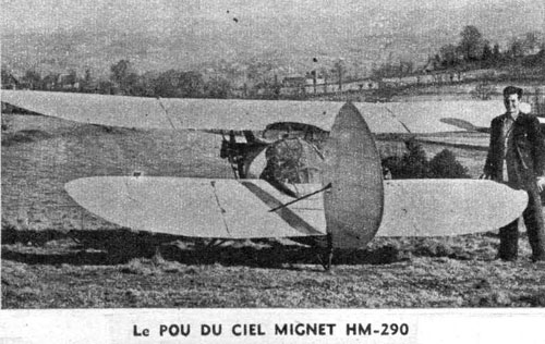 HM-290 Aviation Magasine 1951