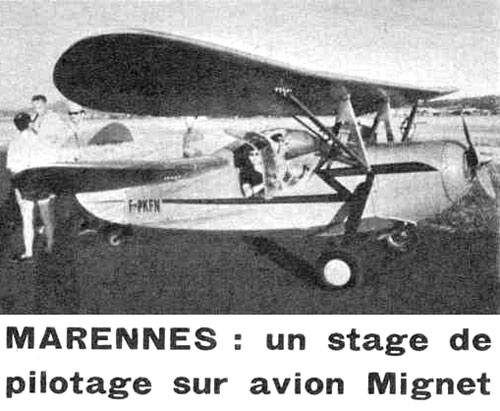 Aviation Magasine 1962
