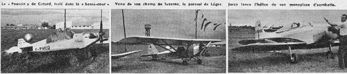 Saintes 1958 Aviation Magasine