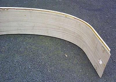 pou guide fabrication d 39 une lame de train noyau bois semelles r sine et fibre de verre. Black Bedroom Furniture Sets. Home Design Ideas